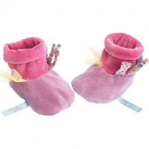 Moulin Roty - Les Pachats - Chaussons parme